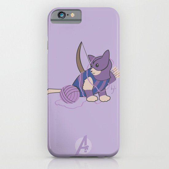 Cateye of the Catvengers iPhone & iPod Case