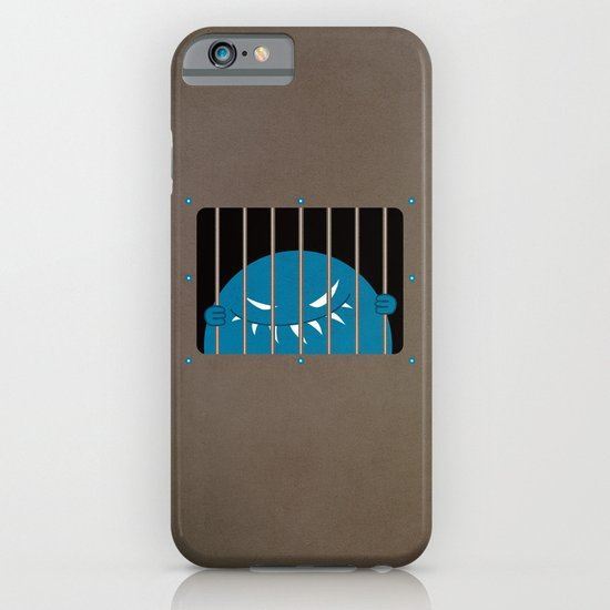 Evil Monster Kingpin Jailed  iPhone & iPod Case