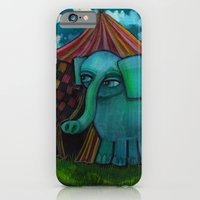 BLUE ELEPHANT.  iPhone 6 Slim Case