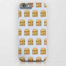 BURGER PATTERN iPhone 6 Slim Case