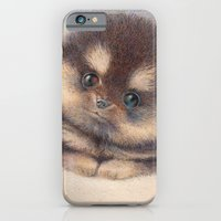 Pomeranian iPhone 6 Slim Case