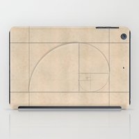 Golden Folding iPad Case
