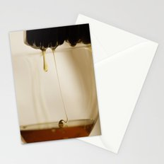 Honey Gold Stationery Cards