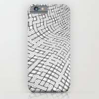 iPhone & iPod Case featuring Fractal by bau5