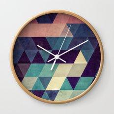 cryyp Wall Clock