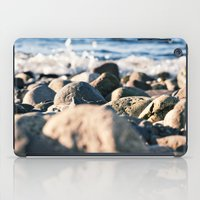 Rocky Ocean Beach iPad Case