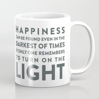 Light - Quotable Series Mug