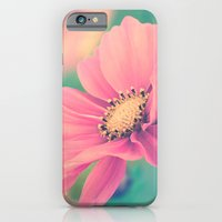 iPhone & iPod Case featuring Armonía en Rosa, Harmony in Pink by V. Sanderson / Chickens in the Trees