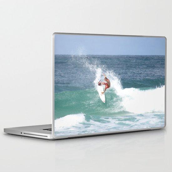 Surf! Laptop & iPad Skin