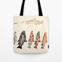 FORMOSA SERIES【Oncorhy… Tote Bag