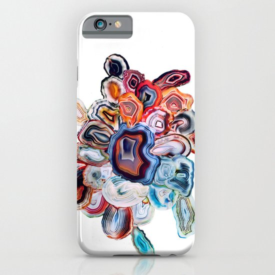 Earth's Loveliness, Agate Collection iPhone & iPod Case