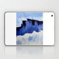 Cold Blue Laptop & iPad Skin