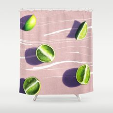 Fruit 10 Shower Curtain