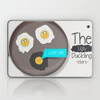 The Ugly Duckling - story- Laptop & iPad Skin
