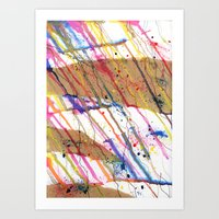 Mood Study (I) - Happy Art Print
