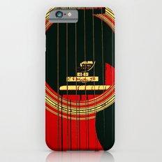 Guitar Sound Hole iPhone 6 Slim Case