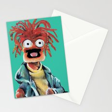 Pepe The King Prawn Stationery Cards