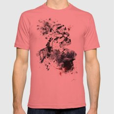 The Chosen One Mens Fitted Tee Pomegranate SMALL
