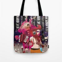 'Showtime' Tote Bag