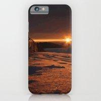 Sunrise Sets iPhone 6 Slim Case