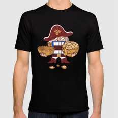 nutcracker Black SMALL Mens Fitted Tee