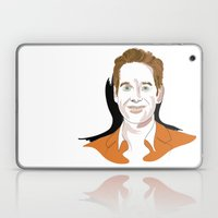Paul Rudd Laptop & iPad Skin