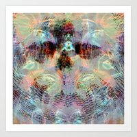 Out With a Bang Art Print