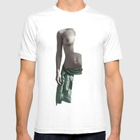 Intropia Mens Fitted Tee White SMALL