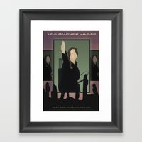 May The Odds Be Ever In … Framed Art Print