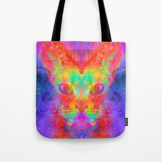 Catterfly-Lady Jasmine Tote Bag