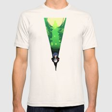 persona 3 Mens Fitted Tee Natural SMALL