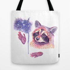 Personal Space  Tote Bag