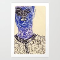 20100321 Art Print