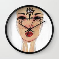 Happy Halloween - White Version Wall Clock