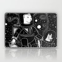 nostalgia espacial Laptop & iPad Skin