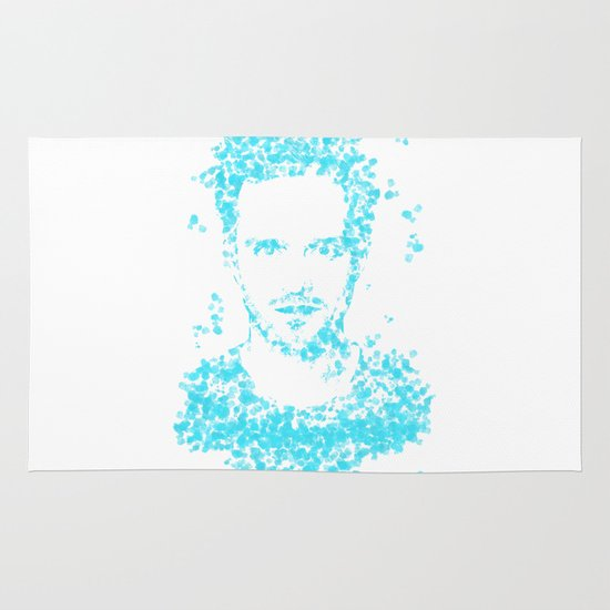 Breaking Bad - Blue Sky - Jesse Pinkman Area & Throw Rug