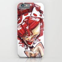 iPhone & iPod Case featuring Ri-xaggeration  by antastic