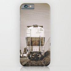 Urban train car iPhone 6 Slim Case