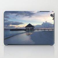 THE PARADISE iPad Case