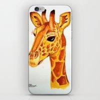 Geraldine iPhone & iPod Skin