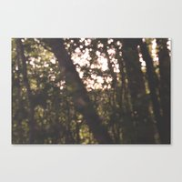 Out Of F Canvas Print