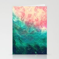 Mantra 2 - for iphone Stationery Cards