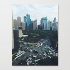 Manila, Philippines  Canvas Print