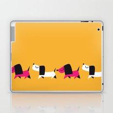 Yelow Dog Laptop & iPad Skin