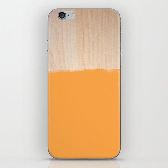 Sorbet III iPhone & iPod Skin