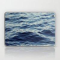Water Waves Laptop & iPad Skin