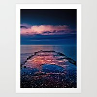 Ashbridges Bay Toronto C… Art Print
