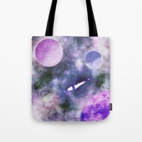 The Last Frontier Tote Bag