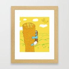 Mission Impossible Framed Art Print