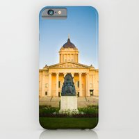 iPhone & iPod Case featuring Winnipeg, MB, Canada by The Light Project